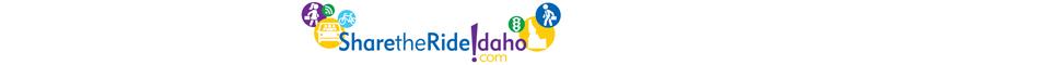 Share The Ride Idaho Banner