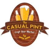Casual Pint Logo