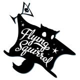 Flying Squirrel Logo