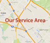 Irvine Spectrum Service Area