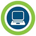 Telecommute Icon