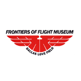 Frontiers of Flight Museum at Dallas Love Field Logo