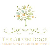 The Green Door Logo