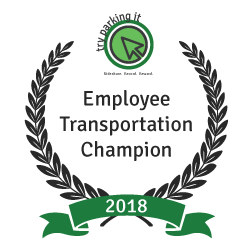 Employee Transportation Champion Award
