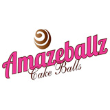 Amazeballs Cake Balls Logo