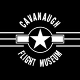 Cavanaugh Flight Museum Logo