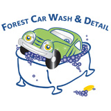 Forest Car Wash Logo