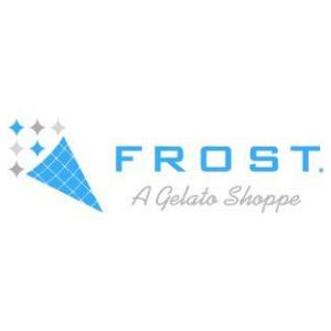 Frost Gelato Shoppe Logo