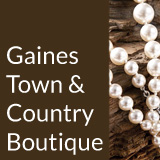 Gaines Town & Country Boutique Logo