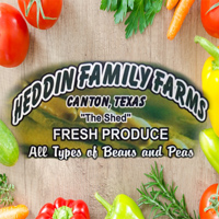 Heddin Family Farms Logo