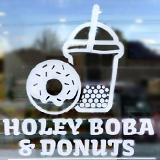 Holey Boba Logo