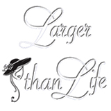 Larger Than Life Logo