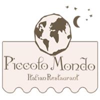 Piccolo Mondo Restaurant Logo