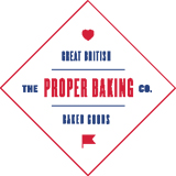 The Proper Baking Co. Logo