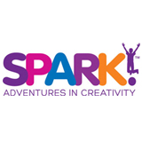 SPARK! Adventures in Creativity Logo