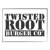 Twisted Root Burger Co Logo