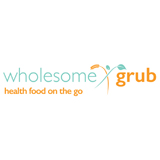 Wholesome Grub Logo