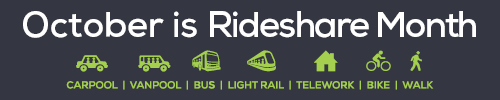 Learn more about Rideshare Month