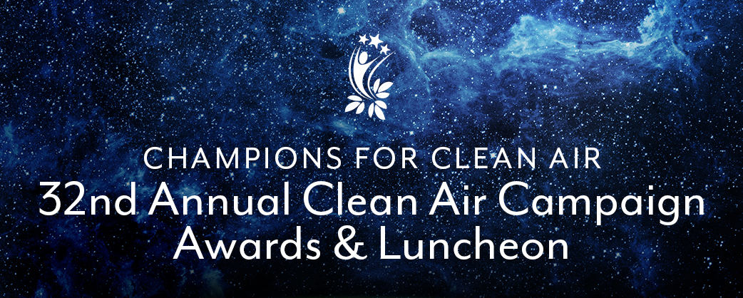 32nd Annual Clean Air Campaign Awards & Luncheon